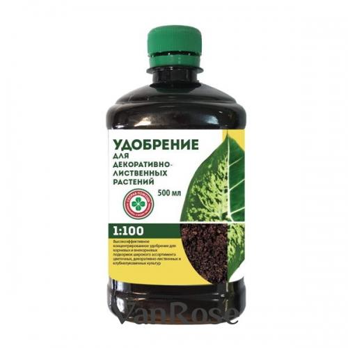Удобрение для декор-лист. растений 0,25